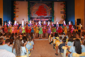 Фото с открытия фестиваля